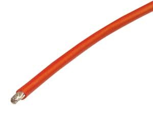Silicon wire red 4m2